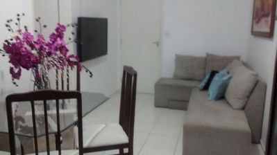 Photo for Apartment 2/4, Air, Suite, Wi-Fi, Balcony and Swimming Pool.