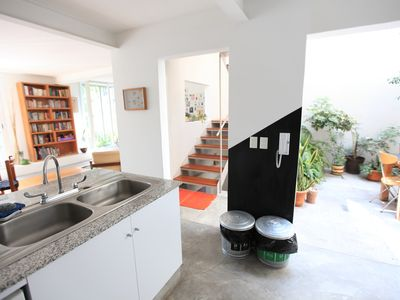 Photo for Light and housewarming in Casa Narvarte