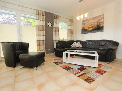 Photo for central 2-room apartment, near the beach, lift, underground parking, bicycles