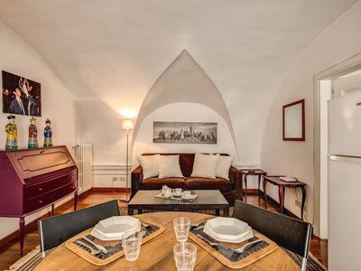 Photo for Apartment 153 m from the center of Rome with Internet, Lift, Washing machine (740240)