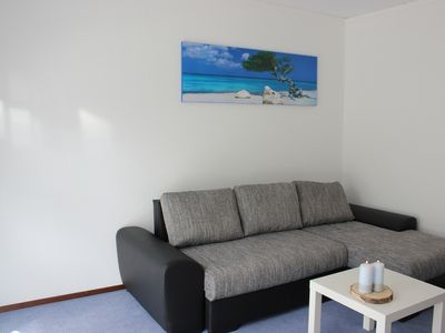 Photo for Family-friendly apartment with sun terrace on 45 sqm with Wi-Fi