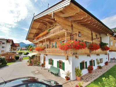 Photo for Comfortable apartment in the typical Tyrolean style!