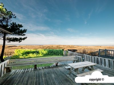 Photo for OCEAN FRONT: THE ANNEX:  Seaside Vacation Homes Inc Managed Property