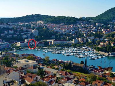 Photo for Apartment in Dubrovnik downtown center for comfortable stay of two persons