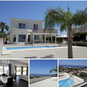 Photo for Luxury Villa with panoramic sea view