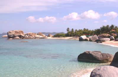 Photo for Walk or  Snorkel To 6 Beaches & The Baths