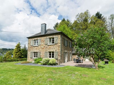 Photo for Spacious Cottage with Private Garden in Ardennes