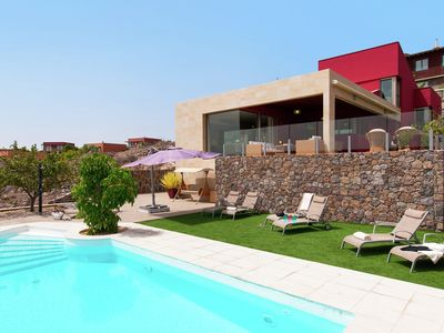 Photo for luxury detached villa with private pool, complete privacy and panoramic views