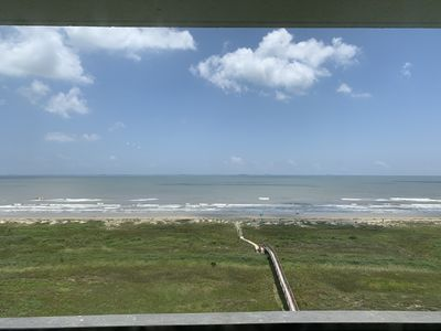Photo for Million Dollar view Condo Beachside 8th Floor Jewel over the Gulf of Mexico