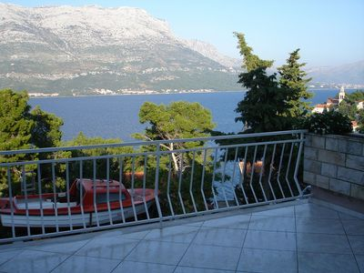 Photo for Apartment Lucija  - Korcula, Island Korcula, Croatia