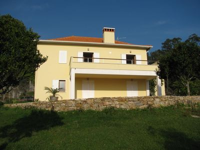 Photo for Fully restored, private country villa with panoramic views