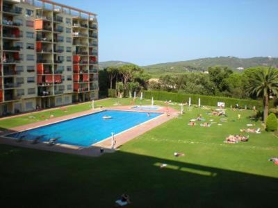 Photo for BEAUTIFUL APARTMENT SURROUNDED BY AMPLE GREEN AREAS AND SWIMMING POOLS