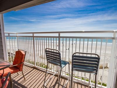 Photo for South Shores, Oceanfront 2 Bedroom Condo with FREE Water Park, Aquarium, Golf & More Every Day!