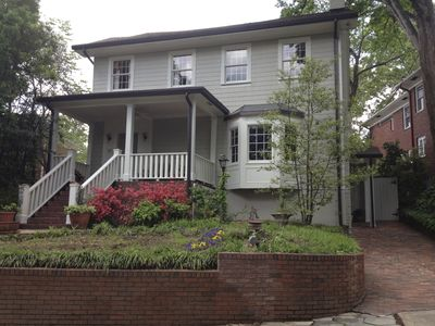 Photo for Charming Midtown Atlanta (Ansley Park) Home