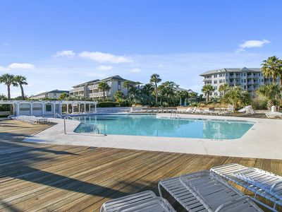 Photo for Gorgeous Condo in Sea Crest w/ Community Pool!