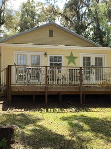 Photo for 2BR Cottage Vacation Rental in Floral City, Florida