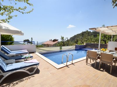 Photo for KAL1320-Secluded Holiday Villa in Islamlar for 4 People