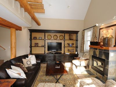 Photo for Stunningly furnished -  3 Bd 3.5 Bth End Unit - ideal for visits to Yellowstone