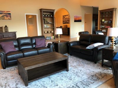 Photo for Lux Sedona Spectacle ★ HUGE 4667 sq ft ★ Sleeps 20