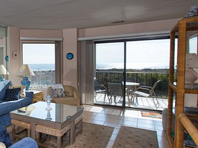 Sea Cloisters 102 | OCEANFRONT | Private Complex Pool | FREE Bike & Beach Credit