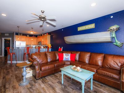 Photo for Feeling Nauti!  Completely remodeled, Custom features, Vintage Decor throughout!