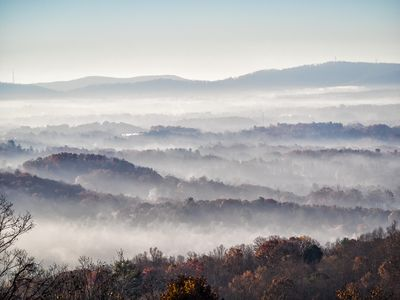 Photo for 5 Star VIEW & REVIEW: Gorgeous View From Burge Mtn.10 Min. from  Hendersonville