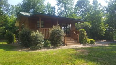 Photo for Lilly Cabin Near Pigeon Forge For Couples!
