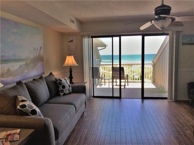 Photo for GREAT VIEWS - Affordable Price - Sleeps 4 - One bedroom across from Beach and Freeman Park!