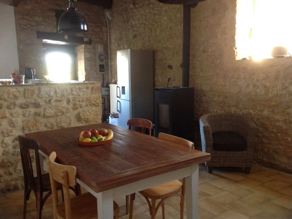 Property Image#9 Dordogne, In The Heart Of Black Périgord, Village House  With