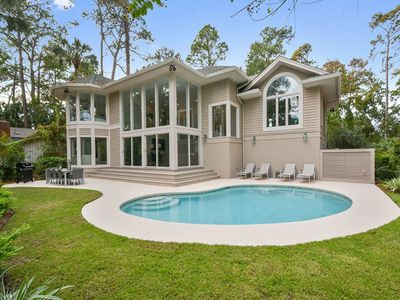 Photo for Completely updated Sea Pines Beach Home!!!