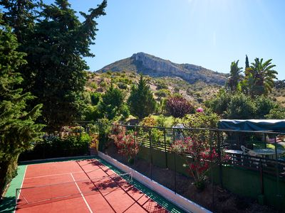 Photo for Malaga House in the countryside near beaches and downtown Air cond. Wi-Fi Pool