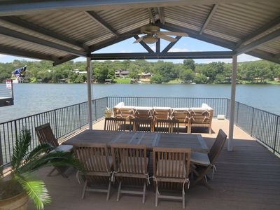 Photo for Lake Austin Waterfront Home