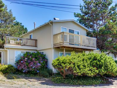 Photo for Dog-friendly coastal retreat w/ ocean views, easy beach access & more!