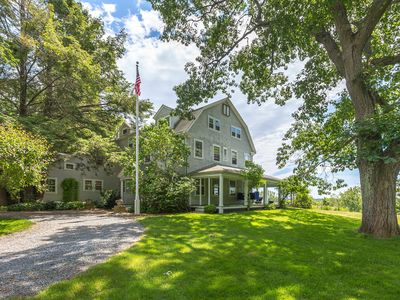 Photo for A gorgeous Colonial home on Boston's North Shore with exceptional views