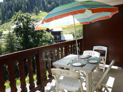 Photo for Apartment Arêches-Beaufort, 2 bedrooms, 5 persons
