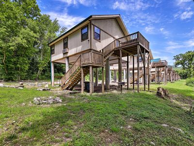 Photo for NEW-White River Cabin w/Resort Pool & Boat Rentals