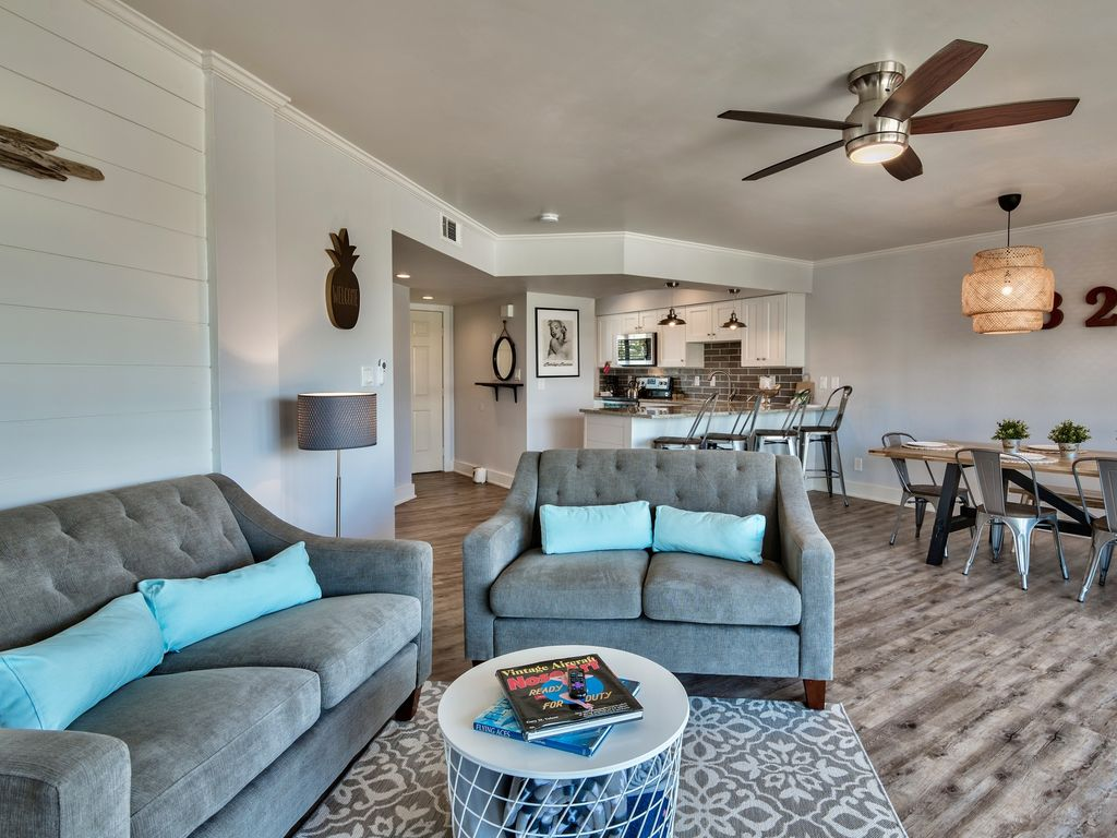 Condo per 7 persone a seagrove beach 1111823 for Nuova lista punch house