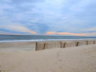 Photo for Ocean Views - Huge Four Bedroom Two Bath First Floor Condo Across From Beach