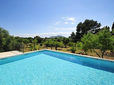 Photo for Vacation home Mut  in Búger, Mallorca - 8 persons, 4 bedrooms