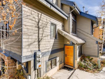 Photo for Downtown townhome w/private hot tub close to Park City Mountain & Deer Valley