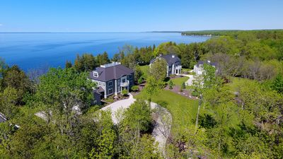 Photo for Two Luxurious Waterfront Door County Properties