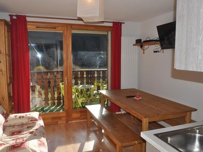 """Photo for Residence """"Pierre Blanche"""", located in the area of Contamines. New residence with elevator, s"""