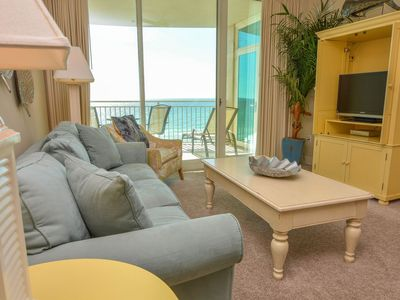 Near Pier Park with Amazing Views at First Class Aqua!