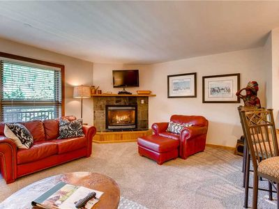 Photo for Contemporary Vail Ski-in/Ski-out Mountain View Condo. One Bedroom, Hot Tub, Pool
