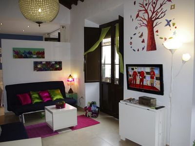 Photo for APARTMENT MARTINA, IN THE CENTER OF MÁLAGA, WITH FREE WIFI AND AIR CONDITIONING