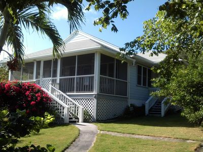 Photo for Beautiful home with wifi, tv, A/C, private dock, pool & backup generator power