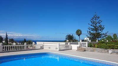 Photo for LOVELY 2 BEDROOM APARTMENT WITH AMAZING SEA VIEWS