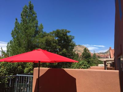 Photo for A little taste of heaven ~ Single level lovely, close to great hiking, food, fun
