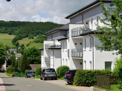 Photo for Magnificent Apartment in Willingen with Balcony