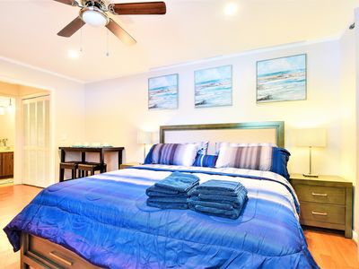 Photo for Large Room With Private Entrance Near PGA Blvd